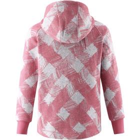 Reima Northern Sweat En Polaire Adolescents, bubble gum pink